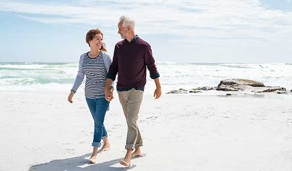 retirement cover blog couple